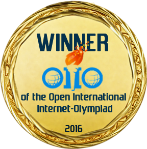 OmSTU - Winner of the International Students' Internet Contest